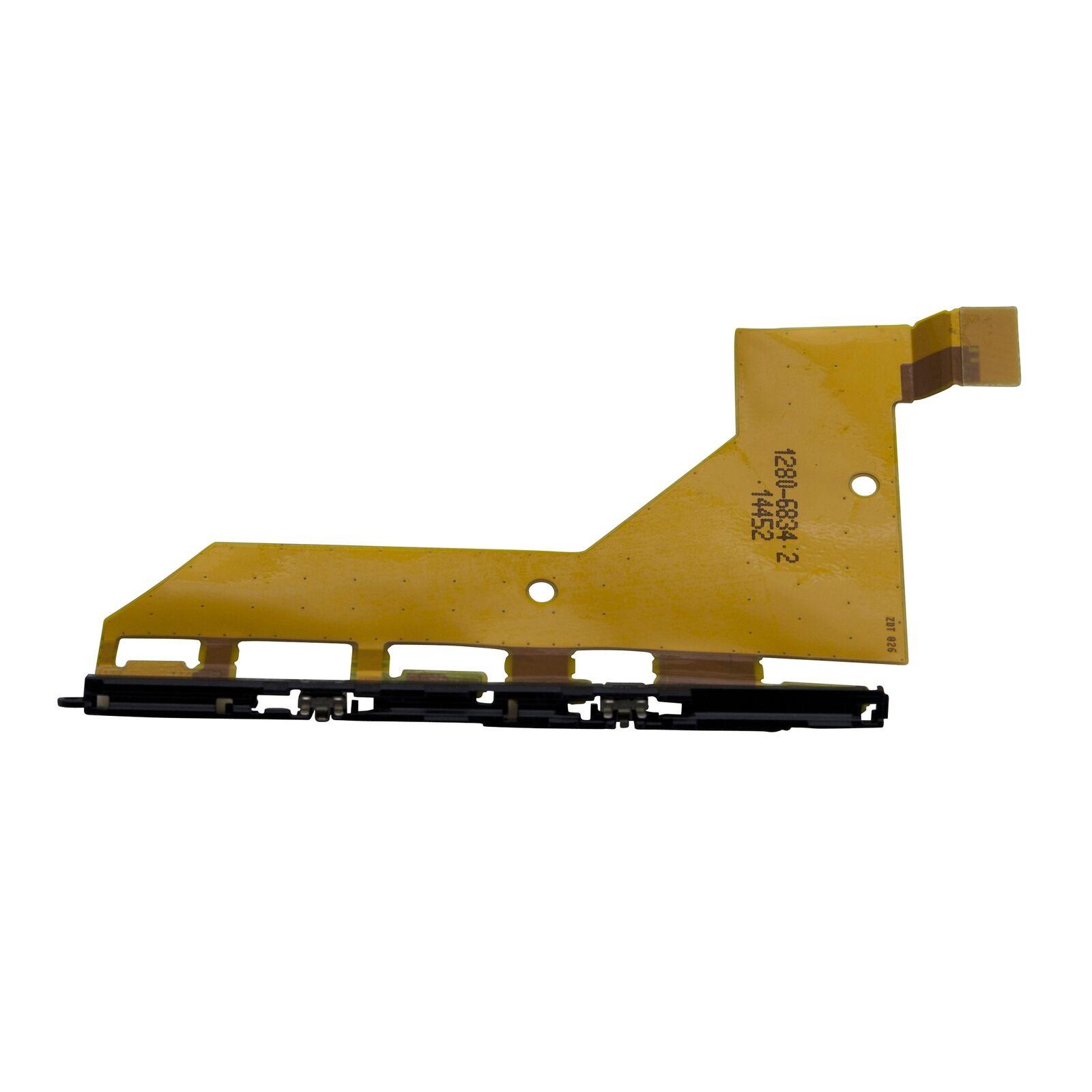 Piezas de Repuesto Flex Cable botón de inicio para puerto de carga...