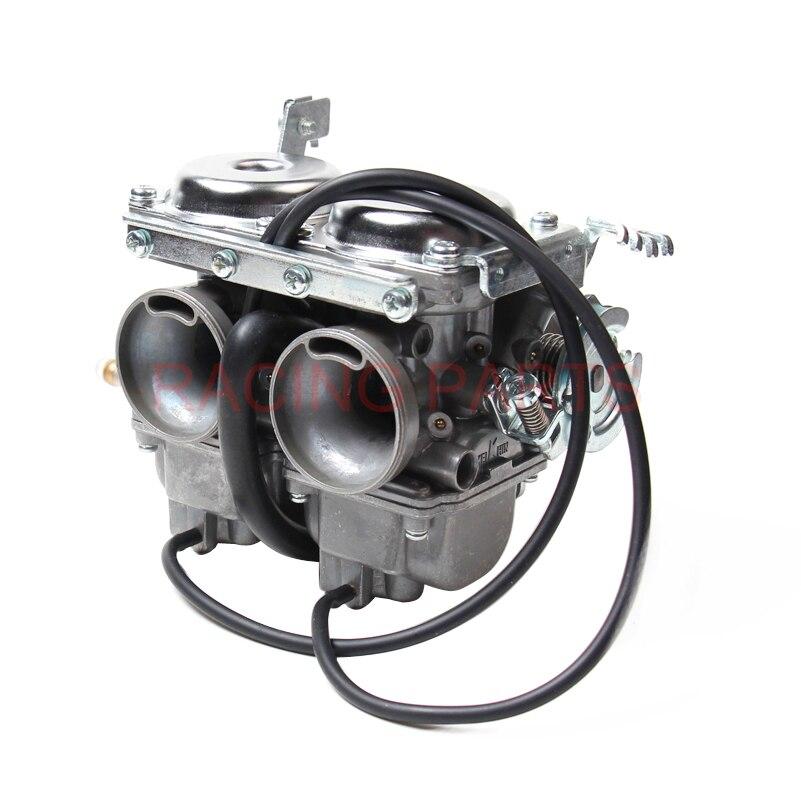 Дуплекс спаренные цилиндры Rebel карбюратор комплект в сборе комплект камеры для KEIHI CMX 250 CBT250 CA250 300cc Мотоцикл Скутер