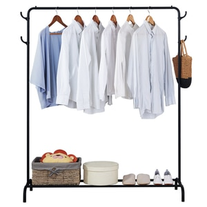 Coat Rack Clothes Rack Drying Clothes Rack Floor Standing Clothes Hanging Storage Simple Furniture Bedroom Clothing Shelf
