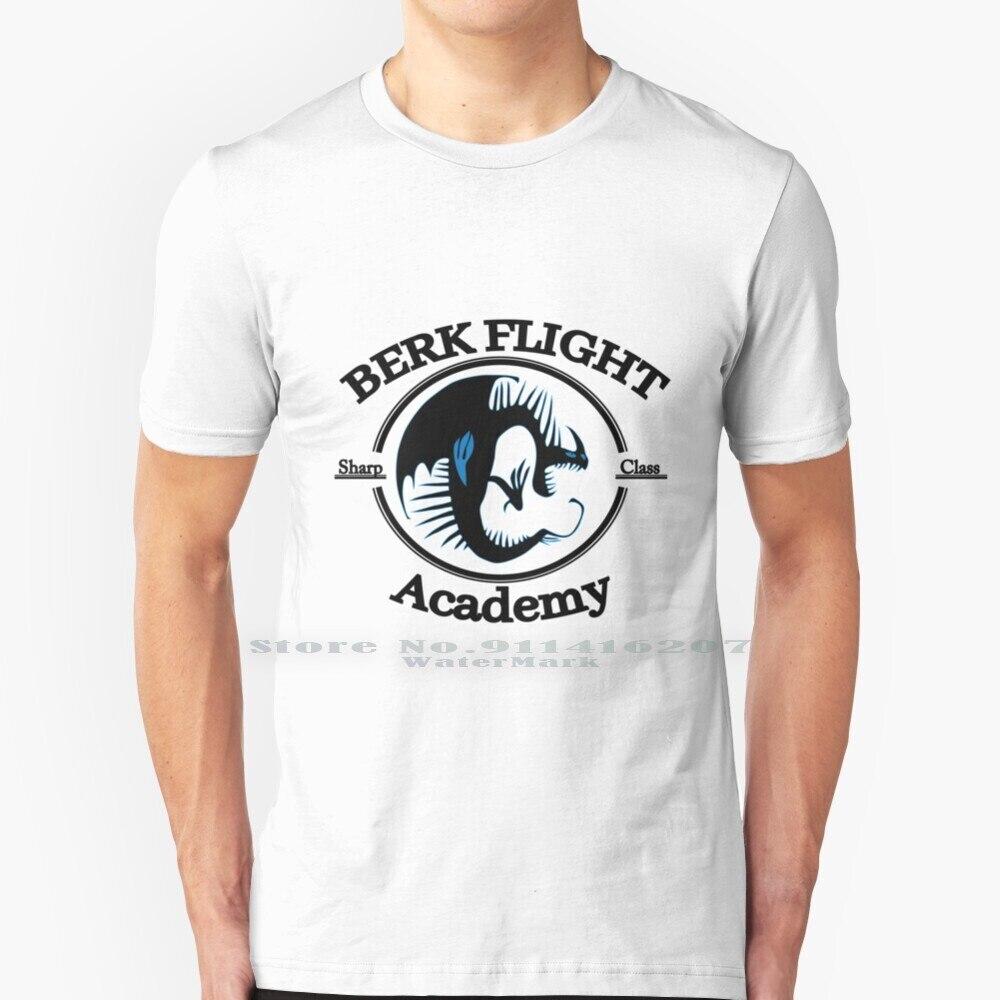 Httyd Berk Flight Academy Sharp Class T Shirt 100% Pure Cotton How To Train Your Dragon Httyd Dragon Berk Flight Academy Sharp