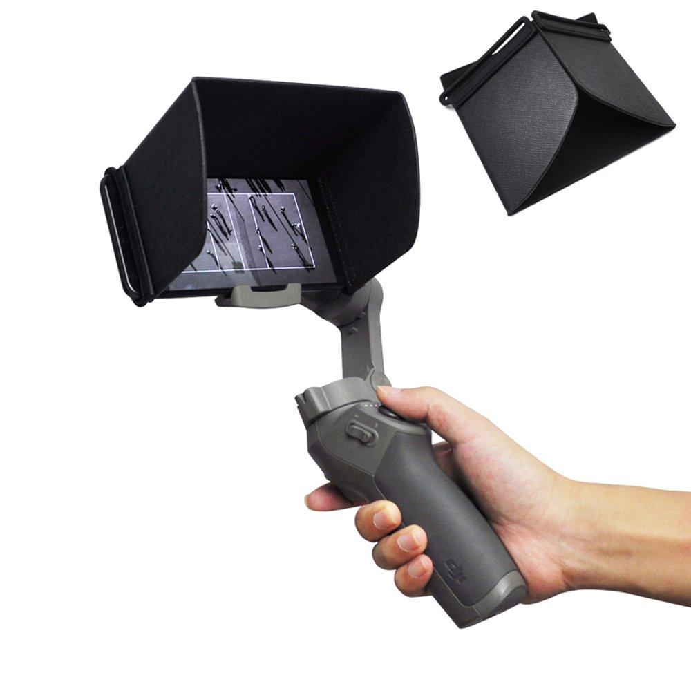STARTRC Smartphone Sunshade Hood Cover Protector For DJI OSMO Mobile 3 Gimbal Handheld Gimbal Sunshade Hood ProtectorAccessories