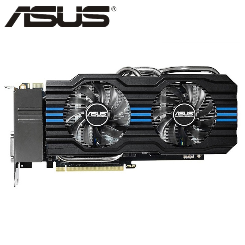 ASUS-tarjetas gráficas GTX 970, 4GB, GDDR5, 256 Bit, GTX970