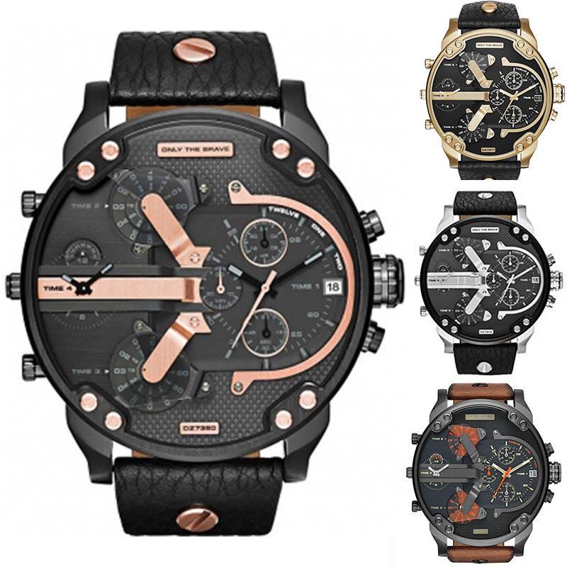 Фото - Мужские военные часы, водонепроницаемые наручные часы, светодиодные кварцевые часы, спортивные часы, мужские часы, мужские спортивные часы часы