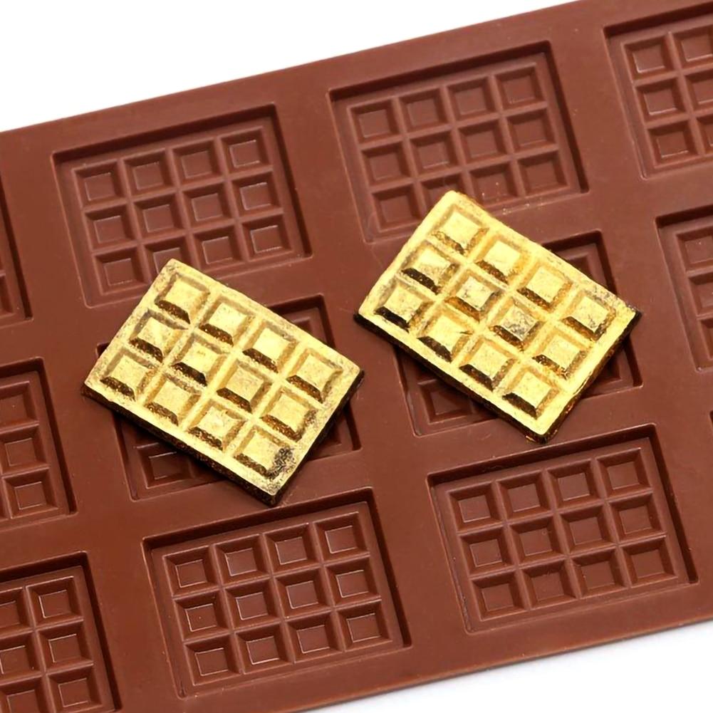 Силиконовая форма для шоколада, 1 шт., форма для мастики, печенья, конфет, форма для торта, украшение «сделай сам», кухонная утварь для выпечки...