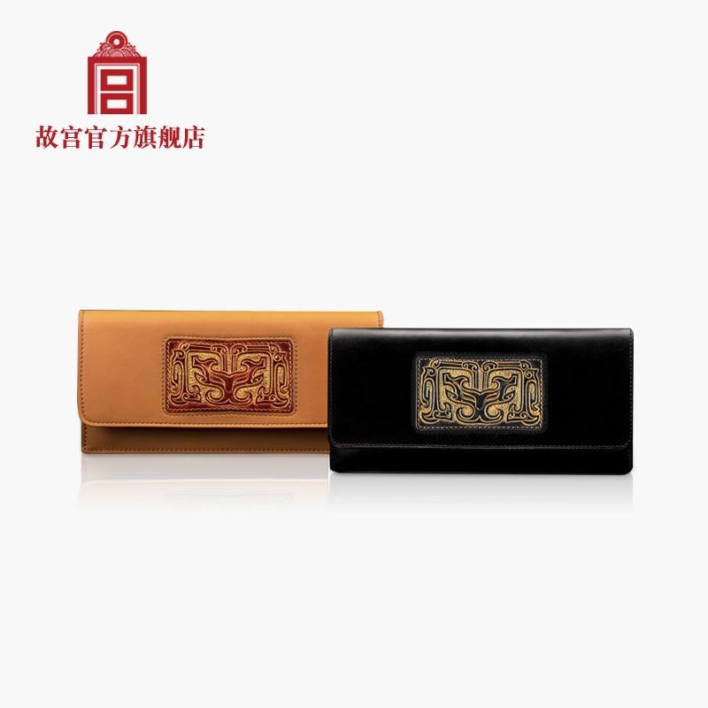 Palace Museum Jijin Xianglong, Wallet Birthday Gift Luxury Designer Wallets Purses and Handbags Luxury Designer for Women