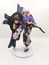 Fate/Grand Order Maxiu Kimono New Year Ver. Shield Mother Matthew Boxed Garage Kit
