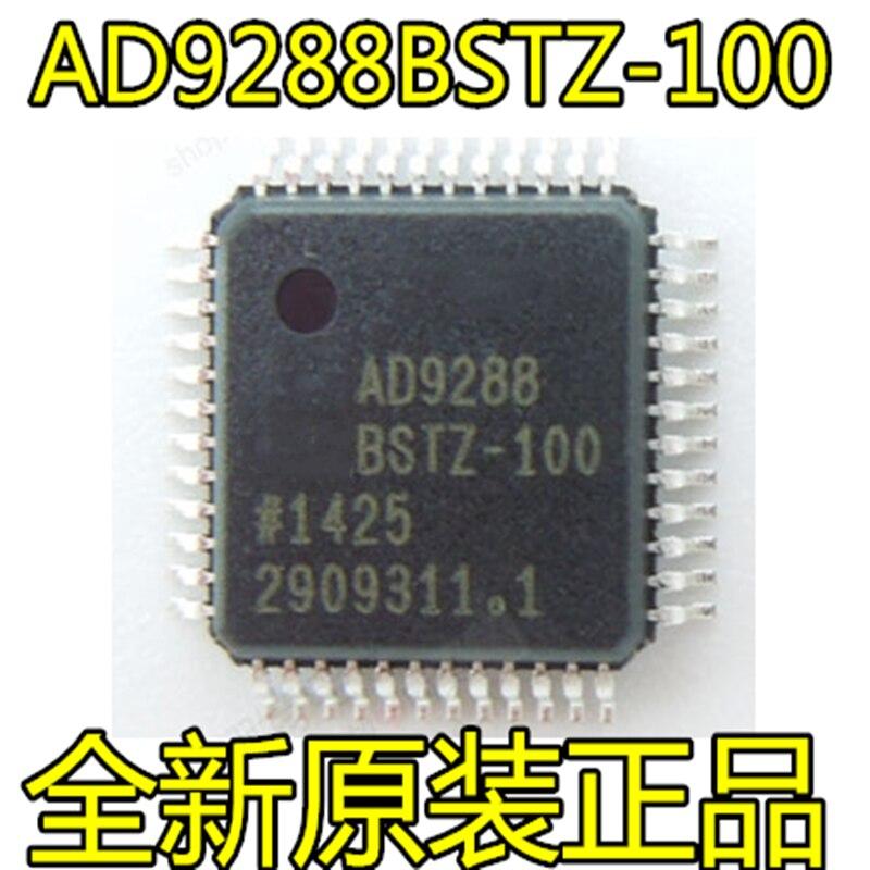 Free shipping 2PCS AD9288BSTZ-100 QFP48 AD9288 QFP-48 AD9288BSTZ  Brand new original 5pcs lot original as19 h1g as19 h1 as19 h as19 ecmos qfp 48 best quality new