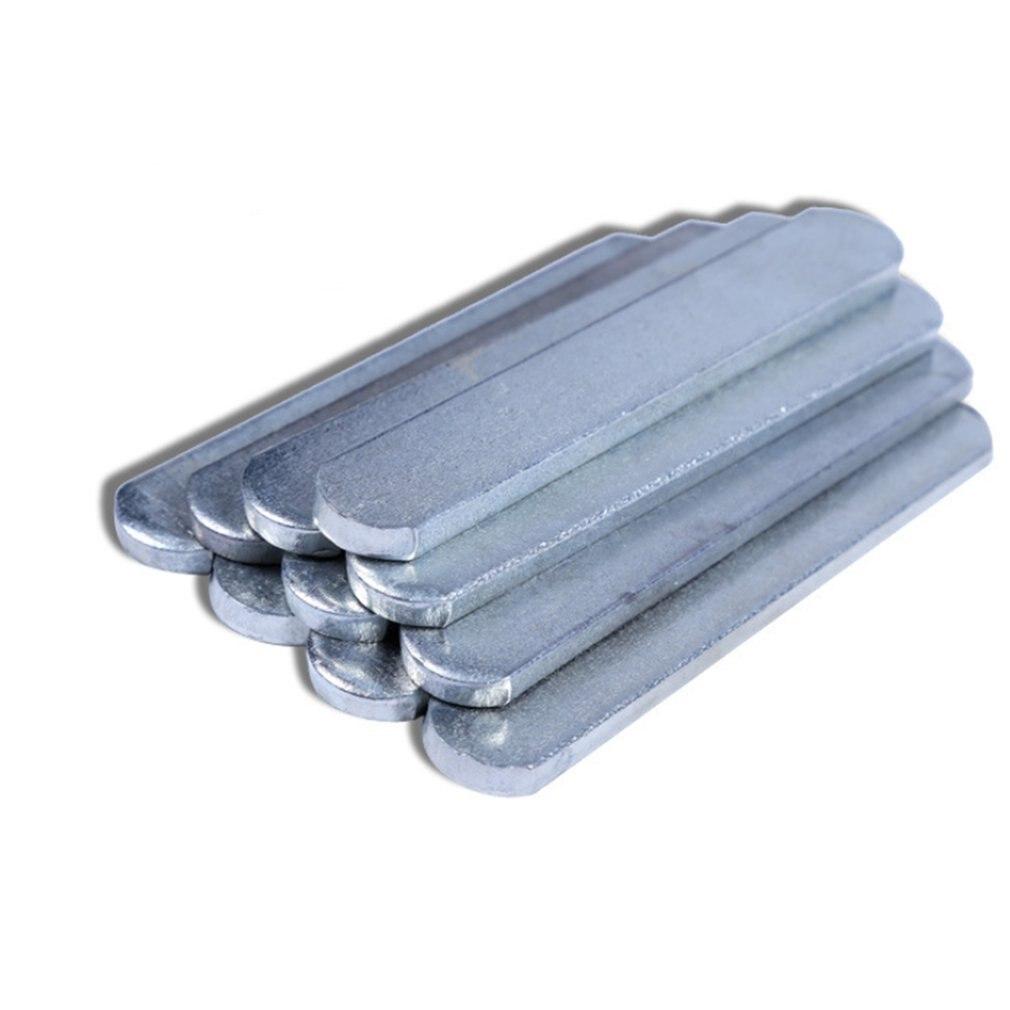 Placas de acero para los soportes de chaleco de peso apretado y espinilleras especiales de acero Invisible Anti-óxido y Anti-oxidación para Fitness