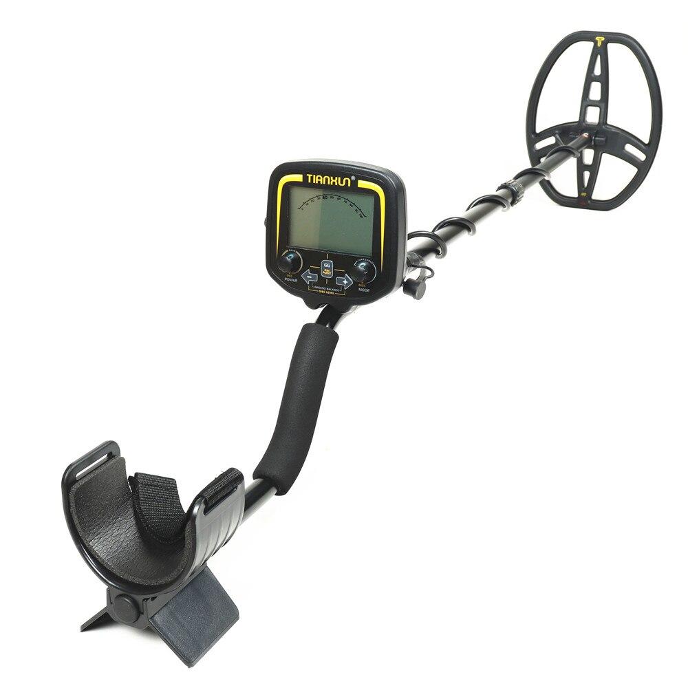 Профессиональный Подземный металлоискатель TX-850 Глубина 2,5 м сканер поиск Finder детектор золота Охотник за сокровищами Обнаружение искателя