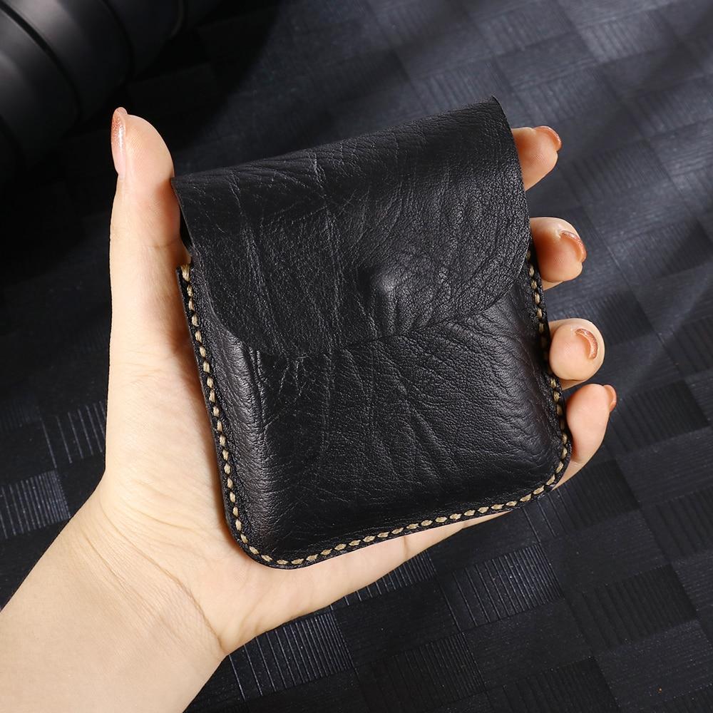الهاتف الذكي حالة حزام كليب الهاتف المحمول حقيبة الحافظة جلد طبيعي حالة ل موتورولا موتو Razr 2 5G أضعاف غطاء الهاتف الخصر حقيبة