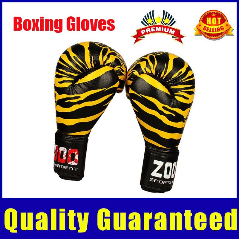 Боксерские перчатки для мужчин, женщин, мужчин, тренировочные боксерские перчатки Sanda для взрослых