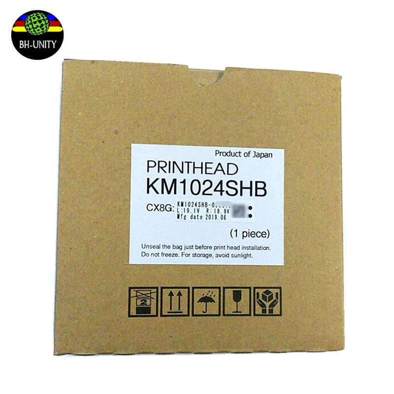 Original Konica KM1024SHB printhead Minolta km1024 SHB 6PL print head for uv Docan Liyu printer