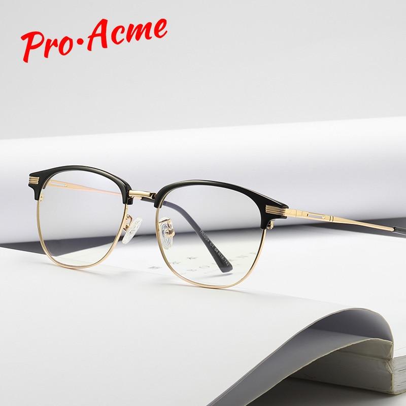 Pro Acme TR90 Blue Light Blocking Glasses/Blue Light Glasses Women/Computer Gamer Glasses/Anti Radiation Screen Glasses PB1207