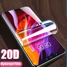 Hydrogel Film For XiaoMi RedMi Note 3 4 4X 5 Pro Redmi 3 3s 4A 5A 6 6A Screen Protector Protective F