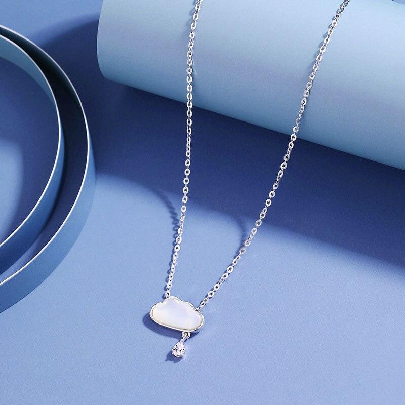925-стерлингового-серебра-раковину-в-форме-капли-воды-очарование-кулон-из-бисера-корейской-версии-ожерелье-для-женщин-Свадебная-вечеринка-у