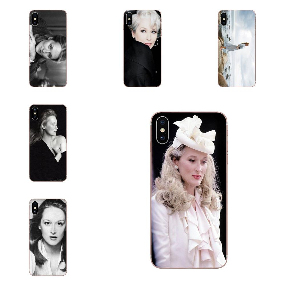 Meryl Streep Vogue americano actriz para Huawei Honor 4C 5A 5C 5X 6 6A 6X 7 7A 7C 7X 8 8C 8 9 10 10i 20 20i Lite Pro