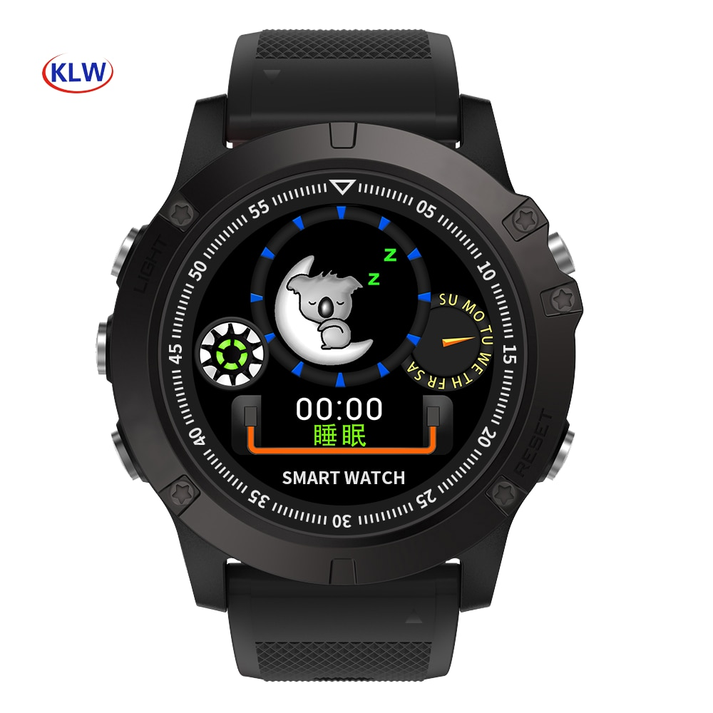 IP67 waterproof dual cpus Smart watch SW002 smart step counter Android Bluetooth IOS long standby sports watch