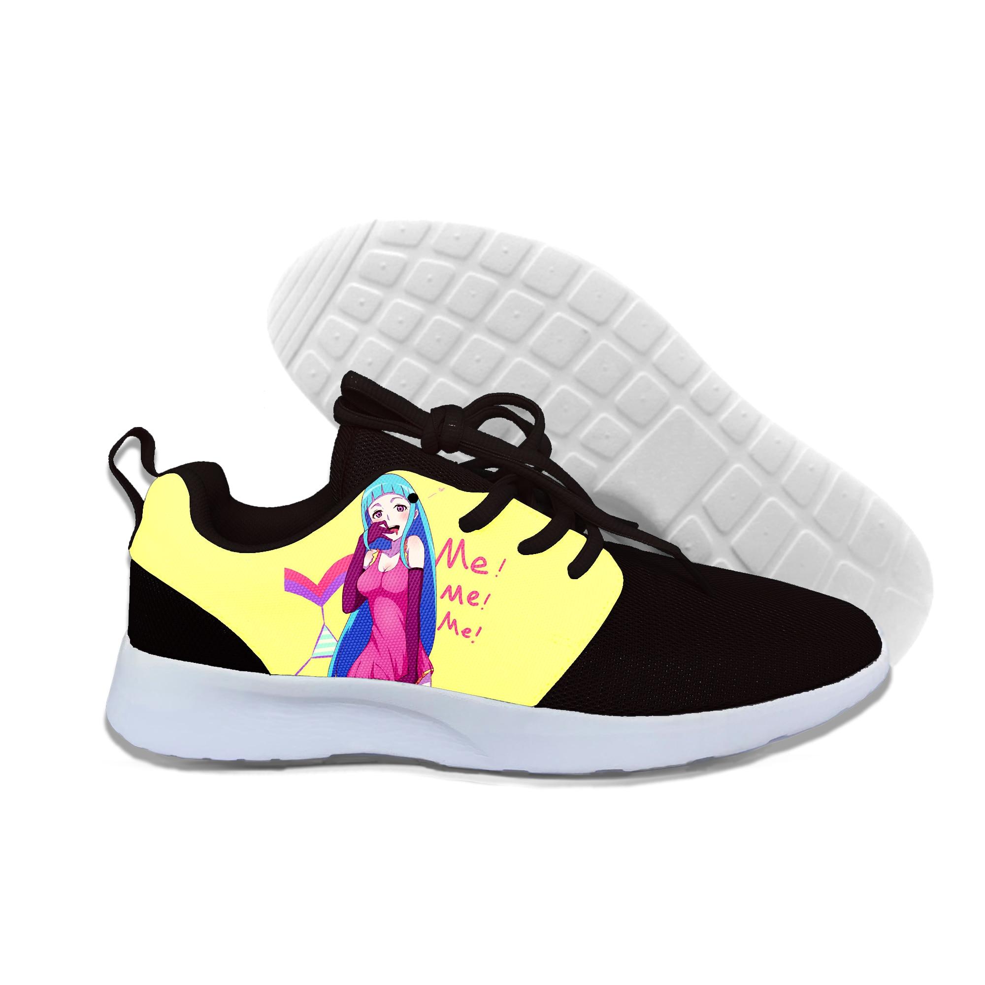 2019 hot fashion MEMEME 3D casual shoes for men/women high quality Harajuku 3D printing MEMEME Sneakers