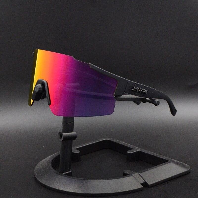 Gafas polarizadas para ciclismo, gafas para hombre, gafas profesionales para ciclismo, gafas de sol deportivas para bicicleta UV 400 con 5 lentes de 13 colores