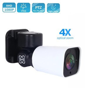 Full HD 1080P CCTV Camera 2MP 4X Optical Zoom Outdoor Waterproof Analog PTZ Bullet IR 50M AHD/TVI /CVI/CVBS Surveillance Camera
