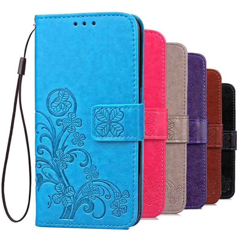 Phone Cases for Sony Xperia 1 ace 5 2 8 20 10 ZR M36H Z6 XA2 Plus XA3 Case Flower Flip Wallet Cover