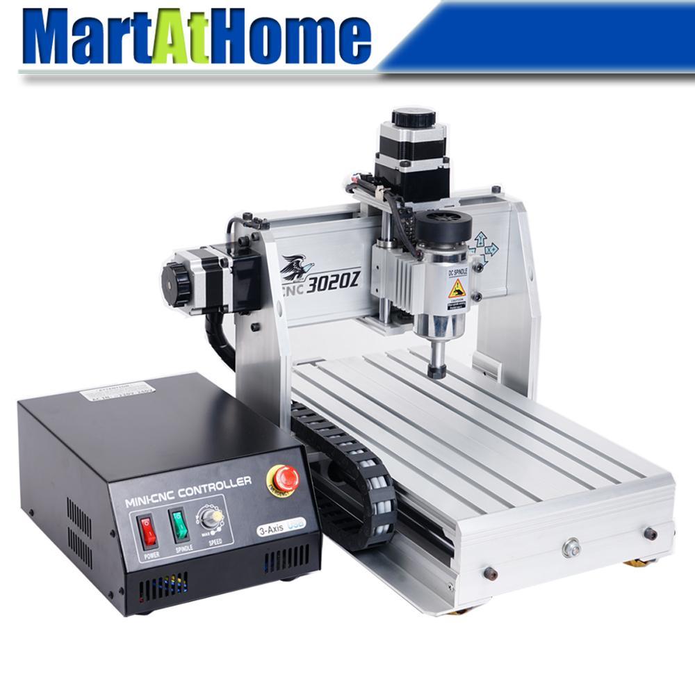 DHL Freeshipping New CNC 3020Z Milling and Drilling Machine,CNC Engraver machine #SM213 @DF