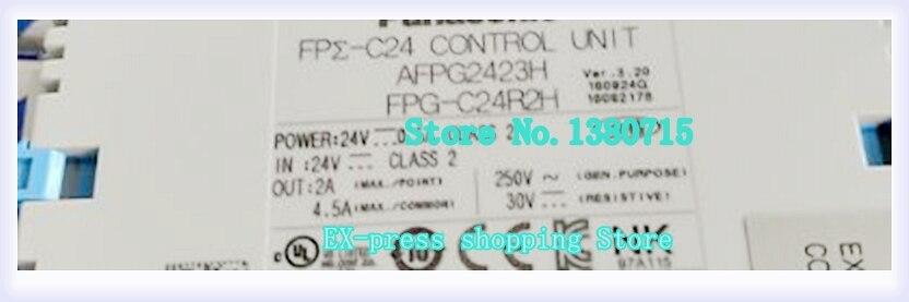 جديد الأصلي AFPG2423H FPG-C24R2H 16 تيار مستمر نقاط الإدخال 8 التتابع الناتج point tsfp وحدة تحكم