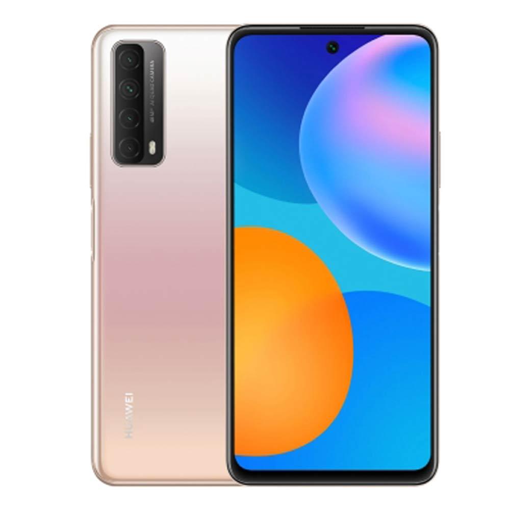Original Huawei P Smart 2021 4+128GB NFC 48 MP Quad Camera 5000mAh Battery 6.67 Frameless Screen Mobile Phones