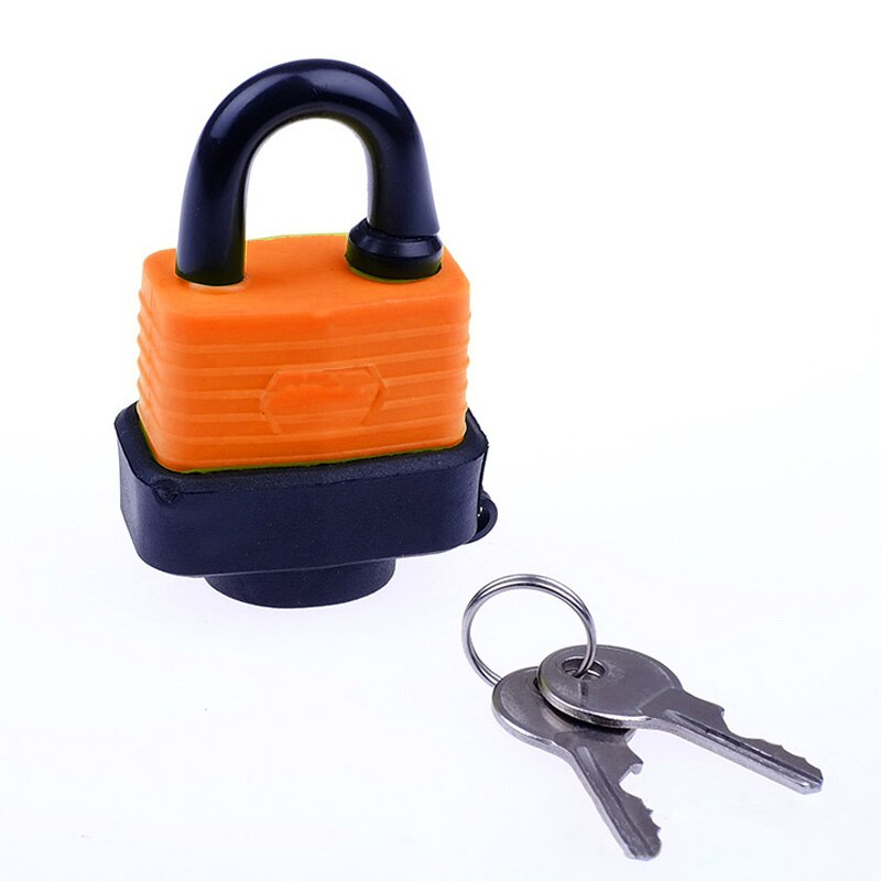 1pcs 30mm Waterproof  Lock  Padlock Pad  Electricity Box Lock Gate Door