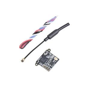 FE200T 5.8G 40CH 25/100/200MW Switchable Adjustable Transmitter AV 4.5-5.2V FPV RC Drone VTX Video Module OSD Control