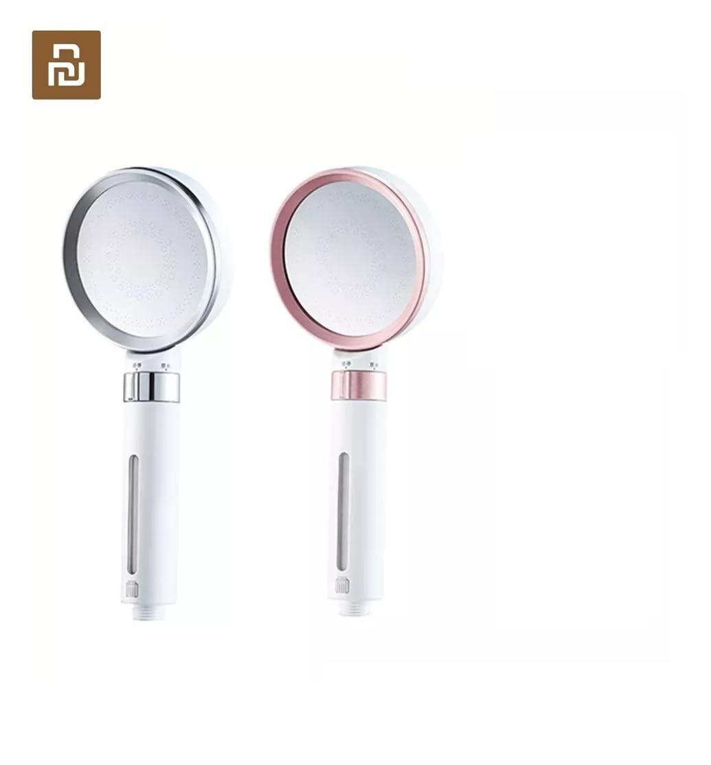 лейка Xiaomi Dechlorination Booster Mirror Activated Carbon Fiber Antibacterial Material Water Saving Shower Head Hose Set