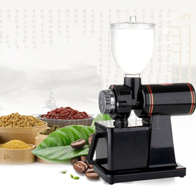 220V 50/60Hz Coffee Bean Grinder Small Grinder Home kitchen Appliances Grind Commercial Electric Ground Beans Coffee Bean 200W