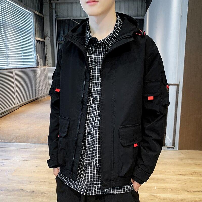 2021 оптовая продажа, модная мужская куртка на молнии, пуловер с логотипом на заказ, уличная одежда с капюшоном, ветровка, куртки