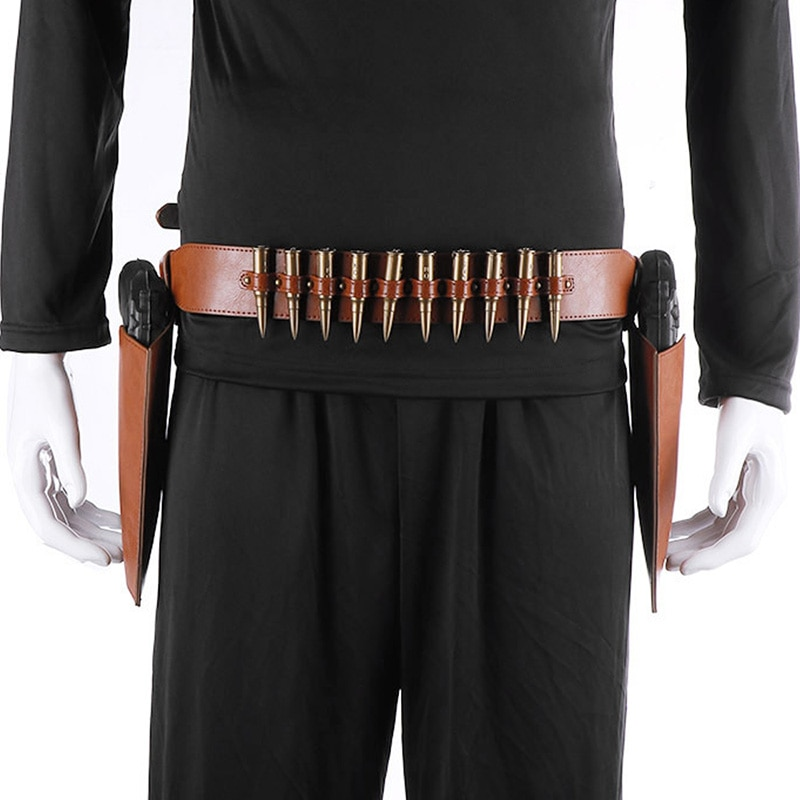 Titular da arma de couro coldre cintura cinto bala tático caça pirata acessório antigo kit pistola steampunk engrenagem traje para adulto