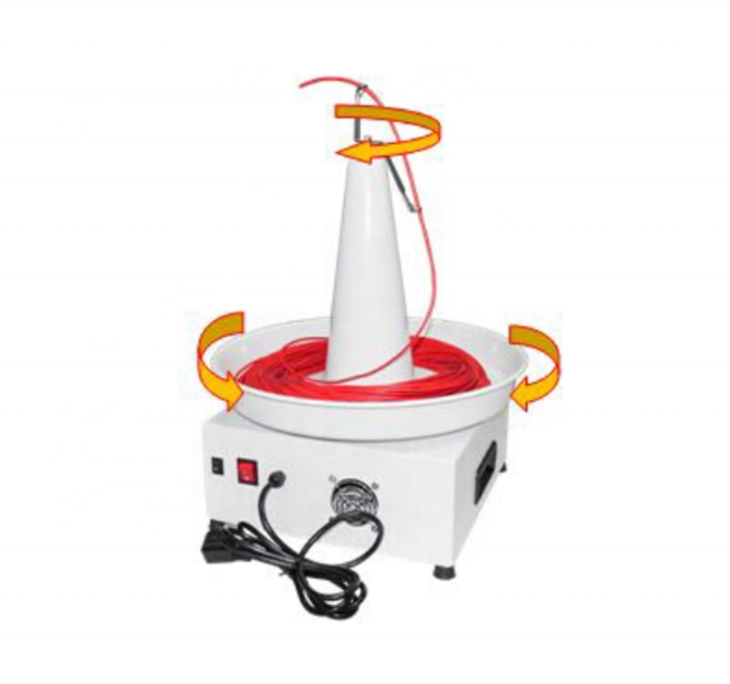 mini automatic wire feeding machine electric wire pay off machine most economic enlarge