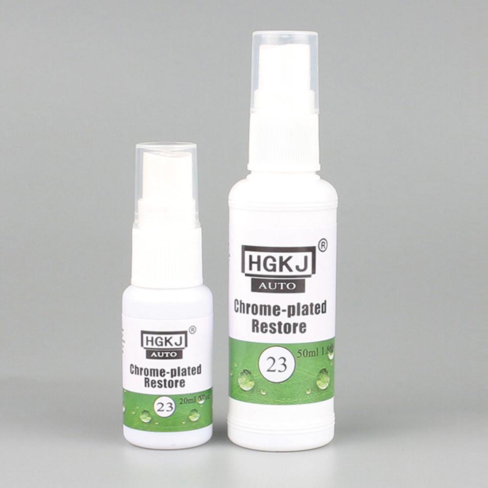 HGKJ-23 cromo renovación agente coche estándar Óxido de agente de limpieza de inhibidor de la corrosión Universal fácil aplicar Óxido de