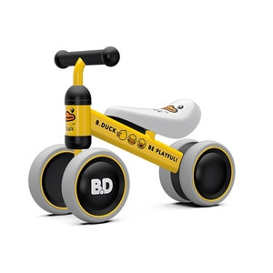 LUDDY Kids Toys Ride On Balance Car 1-3 Years Old Baby Birthday Gift Baby Trolley Baby Car