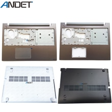 New Original For Lenovo IdeaPad Z500 P500 Palmrest Upper Top Cover&Bottom Base Cover Lower Case