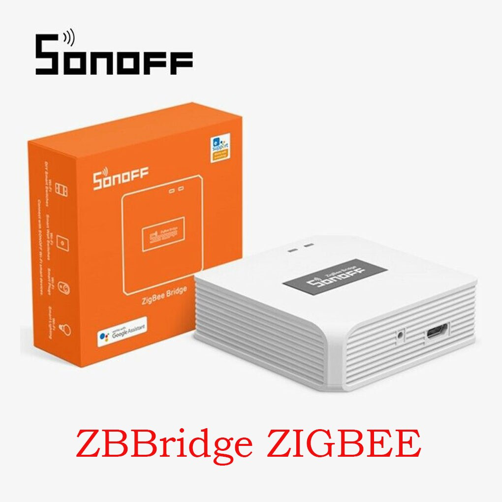 Sonoff Zbbridge Smart Home Control Bridge Draadloze Afstandsbediening Brug Automatisering Module Wer