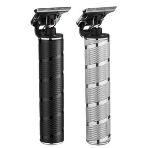 Rechargeable Cordless Cutting T-Blade Trimmer Hair Clippers Electric Outliner Clippers Barber Grooming