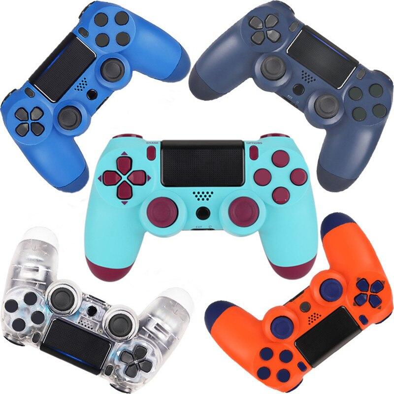 2021 بلوتوث لوحة ألعاب لاسلكية تحكم ل PS4 بلاي ستيشن 4 وحدة التحكم جهاز التحكم في عصا التحكم ل PS4 وحدة التحكم