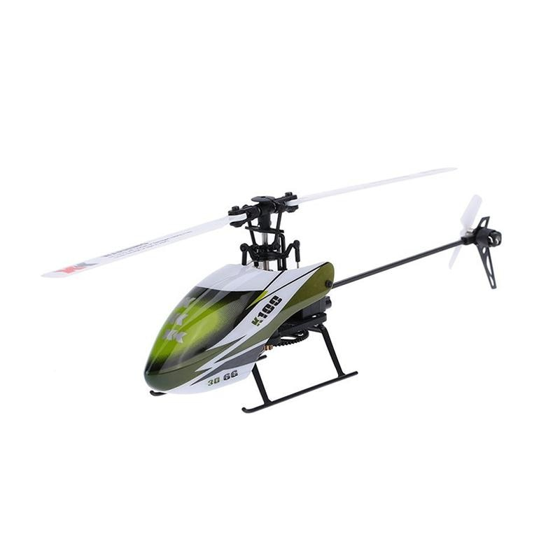 WLtoys XK K100 RC Helicopters Remote Control Helicopter Toy 6CH 3D 6G System Brushless Motor RC Drone With Transmitter enlarge