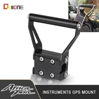 for honda crf1000l crf 1000l africatwin africa twin 2018 2019 2020 2021 motorcycle above the instruments gps mounting bracket