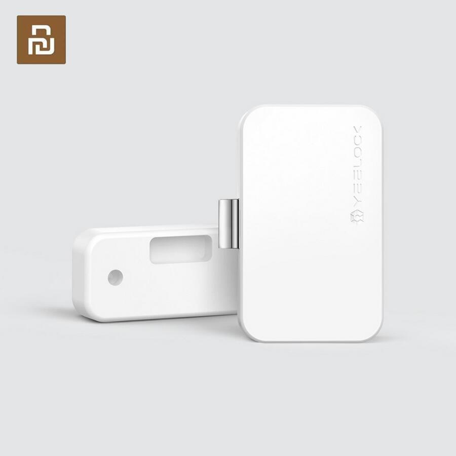 Youpin YEELOCK Smart Drawer Cabinet Lock Keyless Bluetooth APP Unlock Anti-Theft Child Safety File Security