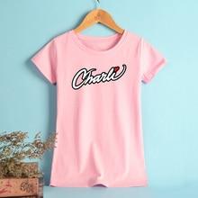 merch Charli D'amelio Charli Script Print T Shirt Women Internet celebrity Oversize O-neck Short Sleeve Women Funny T Shirt