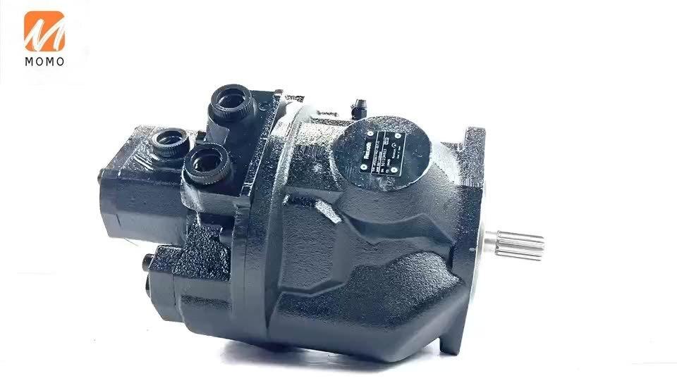 Cx55 حفار صغير الهيدروليكية الرئيسية مكبس مضخة ph10v00010f2 للحالة