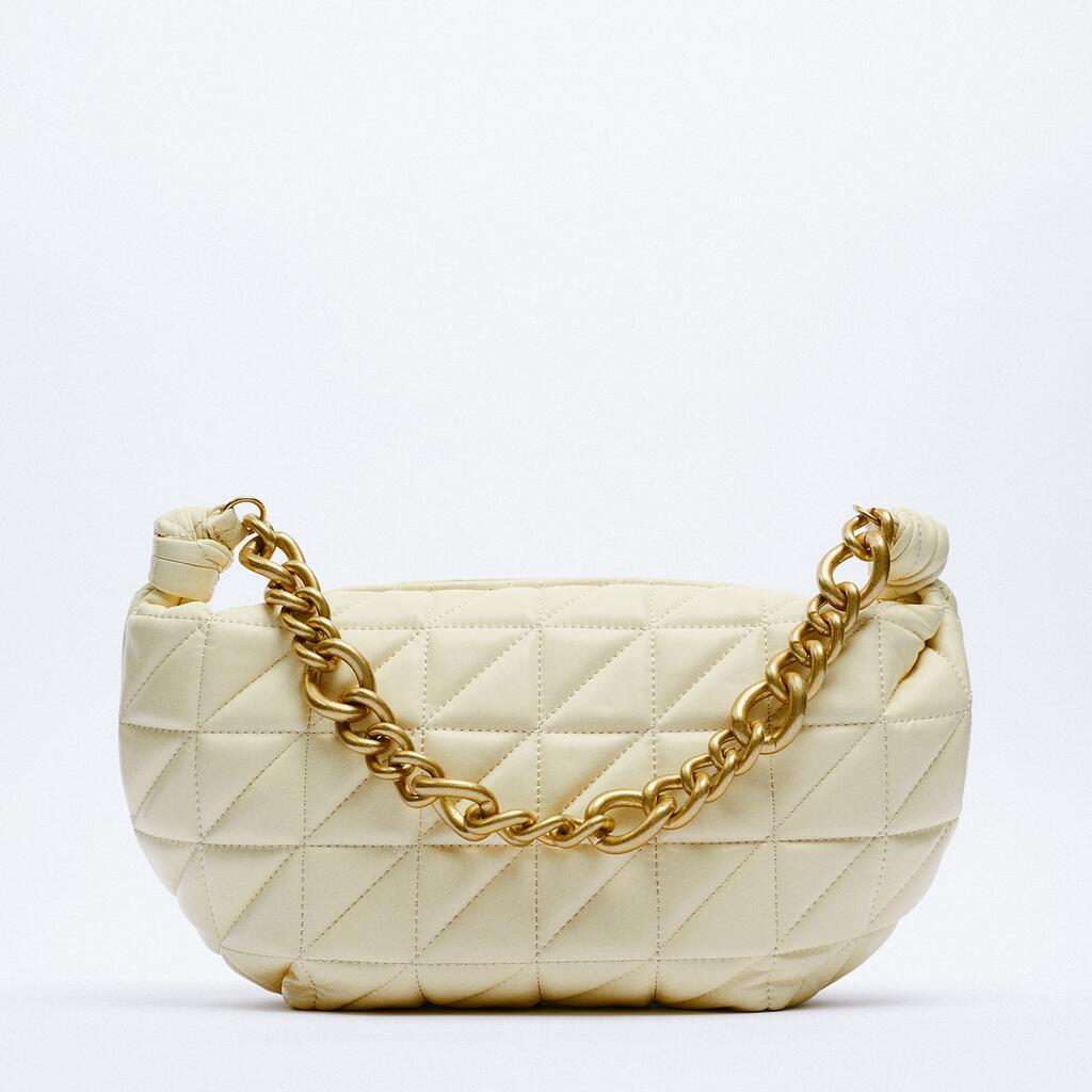Модная сумка через плечо с металлической цепочкой, дизайнерская женская сумка Lingge, сумка для женщин, Осень-зима 2021, женская сумка из искусственной кожи, сумка для заказа