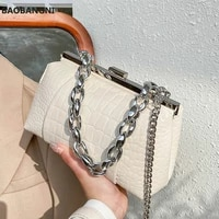stone pattern chain tote bag new high quality pu leather womens designer handbag shoulder messenger bag