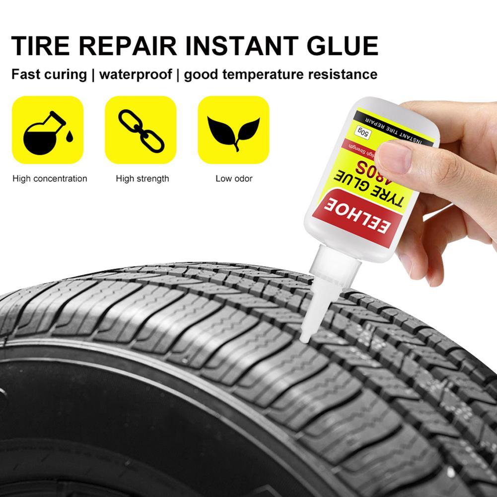 Автомобильный клей 480s, клей для ремонта шин, супер герметик, Ремонт автомобильной резины, ремонт клей для автомобильных покрышек Window, уплотн...