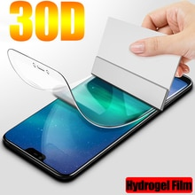 Hydrogel Film For MEIZU 17 MEIZU17 Screen Protector Ultra Thin Explosion-proof Soft Case HD Protecti